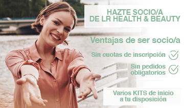 Hazte socio/a de LR Health & Beauty